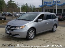 2016 Honda Odyssey EX-L RES Jackson MS