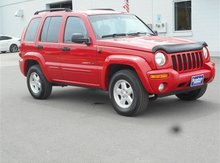 2002 Jeep Liberty Limited Green Bay WI
