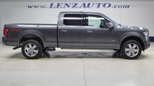 Ford F-150 4x4 SuperCrew Platinum: 6.5-MOON-NAV-360 CAMERA-3.5L-4WD-1 OWNER 2015
