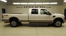 Ford F-350 SRW Super Duty 4x4 Crew Cab King Ranch: LONG-NAV-MOON-4WD 2010