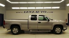 Chevrolet Silverado 1500 4x4 Extended Cab LT w/ Z71: SHORT-MOON-LEATHER-4WD 2006