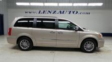Chrysler Town & Country Touring-L: QUADS-THIRD-DUAL TV/DVD-FWD-1 OWNER 2013