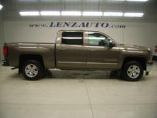 Chevrolet Silverado 1500 4x4 Crew Cab LT: SHORT-CD PLAYER-CLOTH-4WD 2014