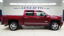 Chevrolet Silverado 1500 4x4 Crew Cab High Country: SHORT-NAV-MOON-4WD 2014