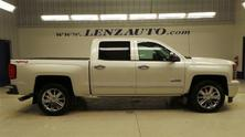 Chevrolet Silverado 1500 4x4 Crew Cab High Country: SHORT-NAV-REVERSE CAMERA-4WD 2014