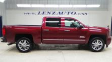 Chevrolet Silverado 1500 4x4 Crew Cab High Country: SHORT-NAV-LEATHER-4WD 2014