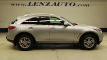 Infiniti FX35 AWD: BENCH-REVERSE CAMERA-MOON-LEATHER-3.5L GAS-4WD 2010