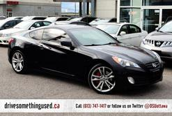 Hyundai Genesis Coupe 2.0T GT R-Spec w/ Brembo Brake Package 2011