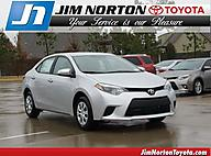 2015 Toyota Corolla 4dr Sdn Auto L Tulsa OK