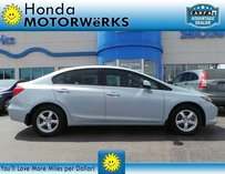 2012 Honda Civic CNG Navigation