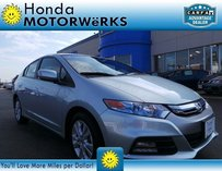 2013 Honda Insight EX Navigation