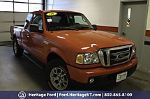 2008 Ford Ranger XLT South Burlington VT