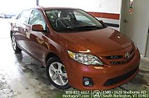 2012 Toyota Corolla LE South Burlington VT
