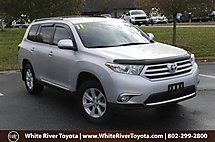 2011 Toyota Highlander  White River Junction VT