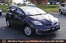 2012 Toyota Prius Plug-In  White River Junction VT