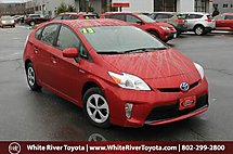 2013 Toyota Prius Two White River Junction VT