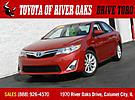 2013 Toyota Camry Hybrid LEATHER