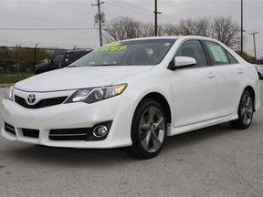 Toyota Camry SE Sport Limited Edition 2012