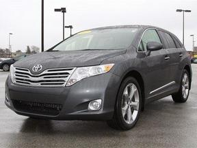 Toyota Venza Limited 2012