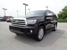 2015 Toyota Sequoia Platinum Calumet City IL