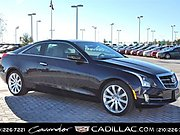 Cadillac ATS Coupe Luxury RWD 2015