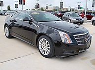 2011 GM Certified Cadillac CTS Coupe Sporty/Elegant San Antonio TX