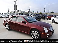 2006 Cadillac STS 4DR V8 One-Owner/Nav/Sunroof San Antonio TX