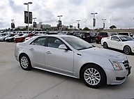 2011 Cadillac CTS Sedan Luxury Collection Rear View Camera Sunroof Woodtrim Sporty & Slick! CLEARANCE SALE! San Antonio TX