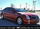 2009 Cadillac STS Alloy Wheels/Leather/Sunroof