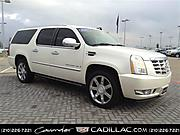 Cadillac Escalade ESV Leather/Nav/Rear DVD/Chrome Wheels 2007