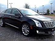 Cadillac XTS One-Owner/Certified Pre-Owned 2014