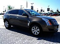 2014 GM Certified Cadillac SRX Luxury/SunRoof/Back-Up Camera/Remote Start! CLEARANCE SALE San Antonio TX