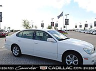 2002 Lexus GS 300 Luxury Sedan 1-Owner Garage Kept Very Low Mileage Excellent Condition! San Antonio TX