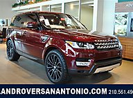 2016 Land Rover Range Rover Sport V6 Diesel HSE San Antonio TX