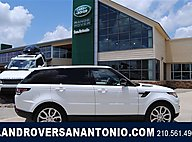 2015 Land Rover Range Rover Sport Supercharged San Antonio TX