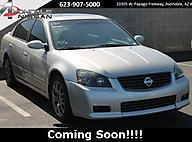 2006 Nissan Altima 3.5 SL Avondale AZ