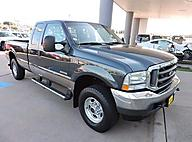2004 Ford Super Duty F-250 Lariat 4WD Dallas TX