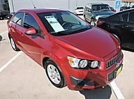 2012 Chevrolet Sonic LS Dallas TX