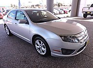 2012 Ford Fusion SE Dallas TX