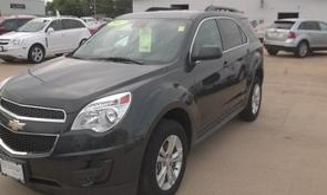 Chevrolet Equinox LT w/1LT 2012