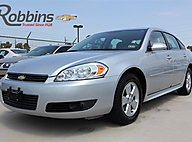 2011 Chevrolet Impala LT Fleet Humble TX