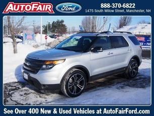 2013 Ford Explorer Sport Manchester NH