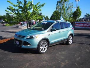 2013 Ford Escape Titanium Manchester NH
