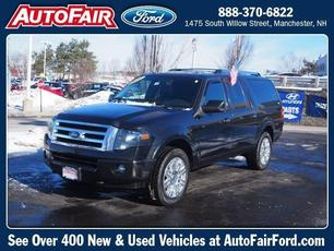 2011 Ford Expedition EL Limited Manchester NH