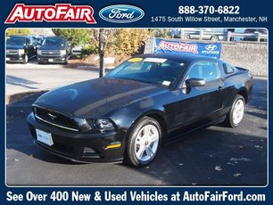 2013 Ford Mustang 2dr Cpe V6 Manchester NH