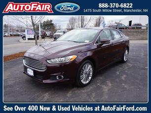 2013 Ford Fusion SE Manchester NH