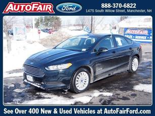 2014 Ford Fusion SE Hybrid Manchester NH