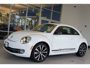 2012 Volkswagen Beetle 2dr Cpe DSG 2.0T Turbo PZEV Plymouth MA