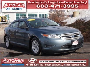 2010 Ford Taurus SE Manchester NH