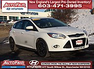 2012 Ford Focus SE  NH